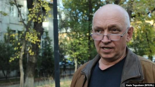 Владимир Козлов, бывший лидер оппозиционной партии «Алга».