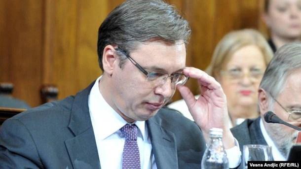 Dodvoravanje biračkom telu: Aleksandar Vučić