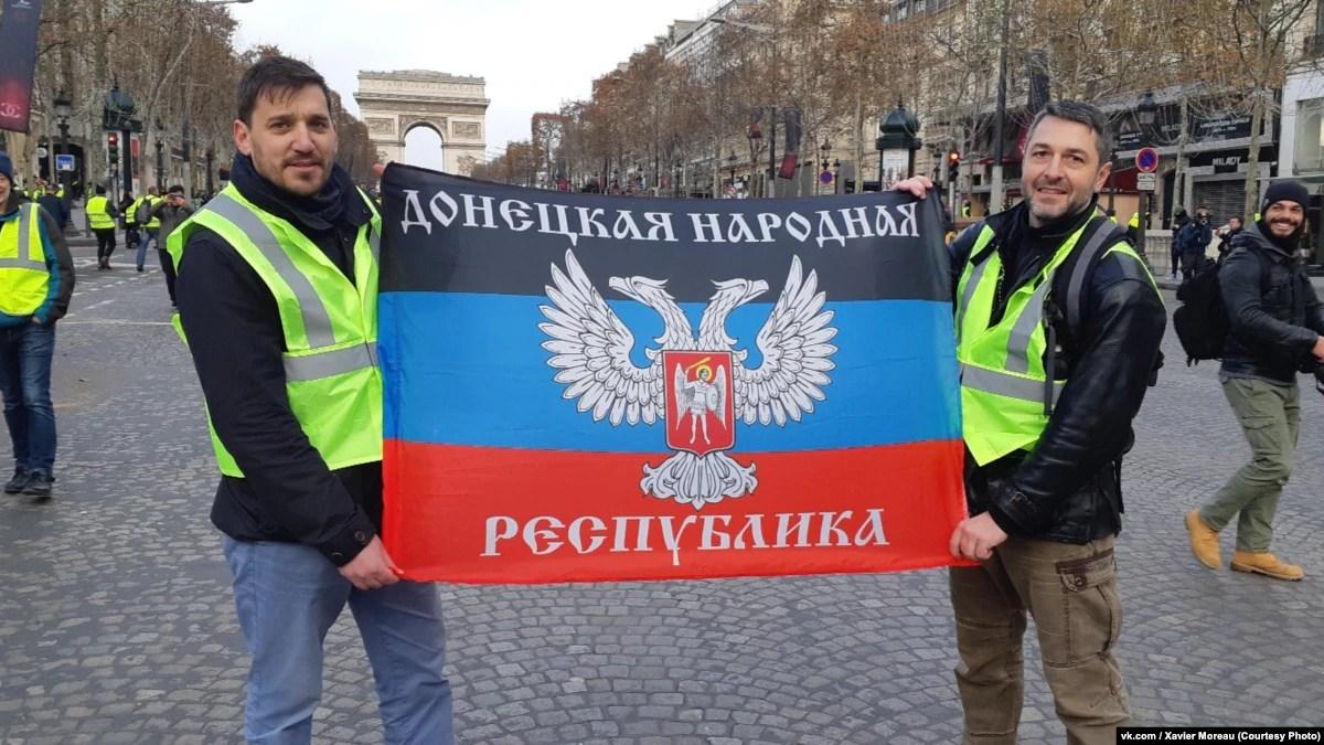 Картинки по запросу ДНР желтіе жилеті