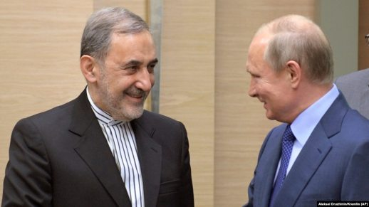 velayati putin meeting