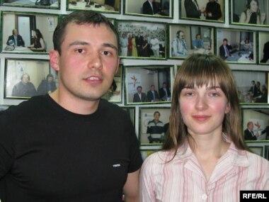 Василь Гацько, Олександра Матвійчук