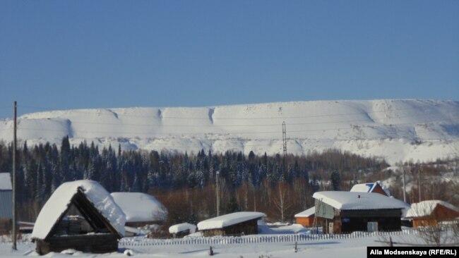 Деревня Чувашка.Кемеровская область