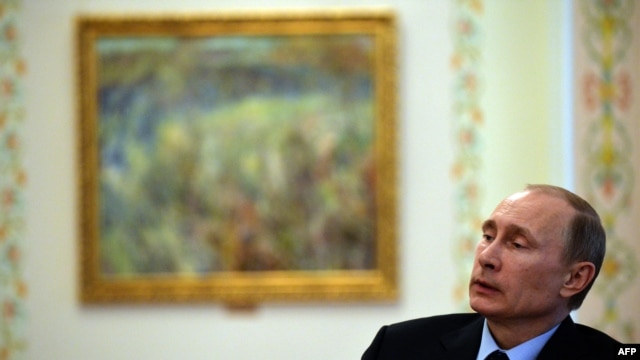 ولادیمیر پوتین٬ رئیس جمهور روسیه