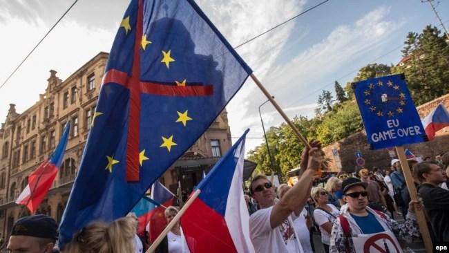 Iluzija je očekivati da će nacionalizam kao alternativa evropskoj univerzalističkoj ideologiji nestati