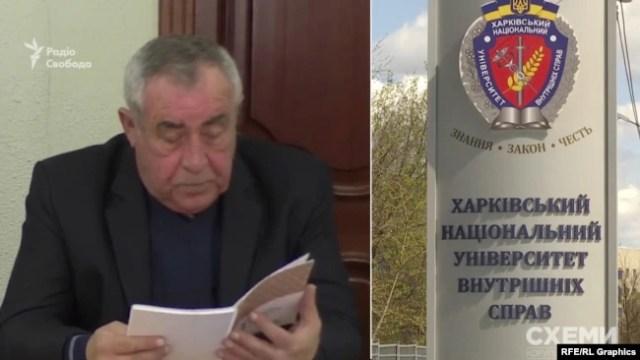 Батько генпрокурорки Валентин Венедіктов – експроректор Харківського національного університету внутрішніх справ