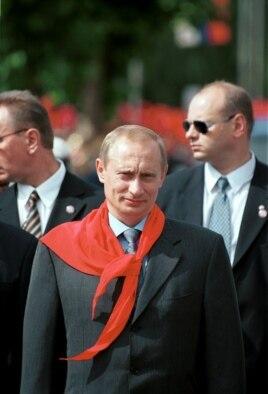 Владимир Путин в Пхеньяне