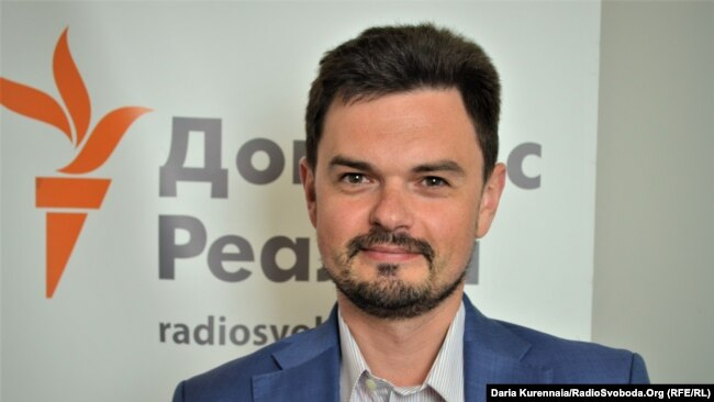Дмитро Золотухін – колишній заступник міністра інформаційної політики України