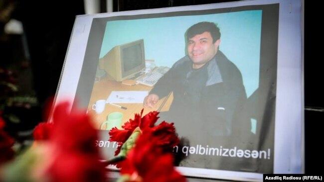 Jurnalistin xatirəsi yad edilir, 2 mart 2016