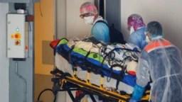 Scăderea numărului de cazuri COVID în timpul lunilor de vară a permis spitalelor să trateze și pacienții cu boli cronice grave. Imagine generică dintr-un spital.