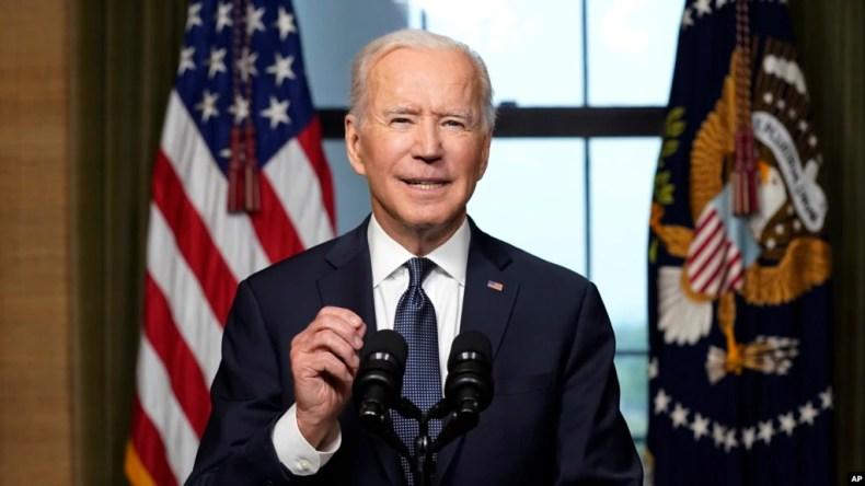 جو بایدن بر تعهد خود برای کمک به بازسازی غزه تاکید کرد.