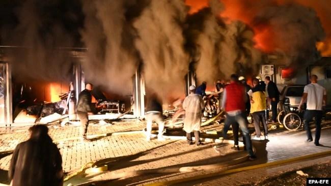 Zjarri shkakton tragjedi në Tetovë