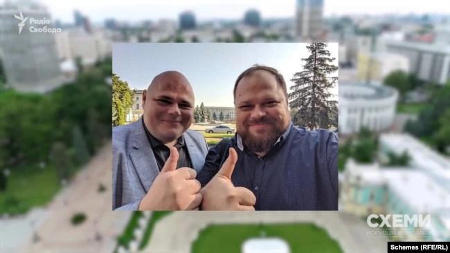 Два рідні брати Руслан і Микола Стефанчуки стали народними депутатами рік тому