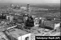 Çernobil Santrali (1986)