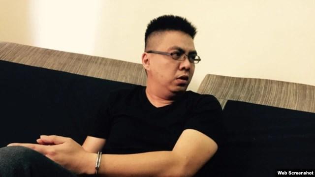 Lawrence Wong Boon, 35 tuổi, người cầm đầu tổ chức đường dây cờ bạc nghìn tỷ. (ảnh chụp từ trang zing.vn).