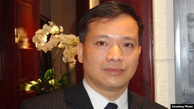 Luật sư Nguyễn Văn Đài.