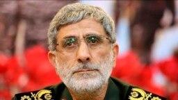 Esmail Ghaani, el nuevo jefe de la Fuerza Quds iraní, se formó en la guerra de ocho años entre Irán e Irak en la década de 1980.
