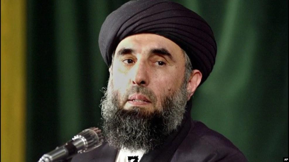 گلبدین حکمتیار، رهبر حزب اسلامی