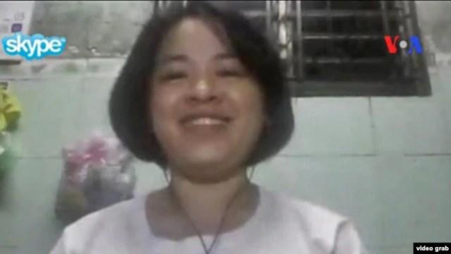 Bà Đỗ Thị Minh Hạnh