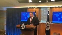 VOA: EE.UU. critica a Venezuela en su informe sobre DD.HH.