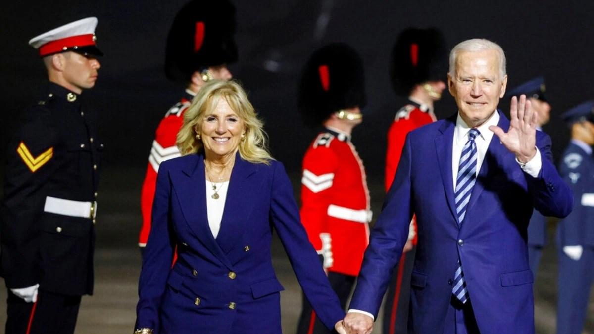 Biden Ingin Tunjukkan Hubungan Erat Antara AS dan Eropa