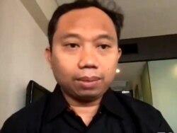 Rektor UIN Sunan Kalijaga Yogyakarta, Prof Al Makin. (Foto: VOA/Nurhadi Sucahyo)