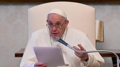 Paus Fransiskus: Dunia Ciptakan 'Utang Ekologis'