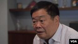 Fuyao Cam'ın sahibi Dewang Cao
