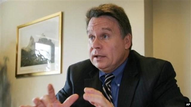 Dân biểu quan tâm tới tình hình nhân quyền Việt Nam, ông Chris Smith, sẽ chủ trì buổi điều trần.