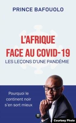 """Couverture du livre """"L'Afrique face au Covid-19, les leçons d'une pandémie """"."""