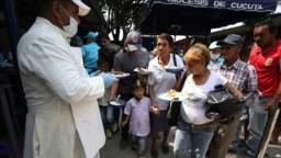 La Agencia de la ONU para Refugiados (ACNUR) ha dicho que hay4.296.777 venezolanos refugiados y migrantes en todo el mundo.