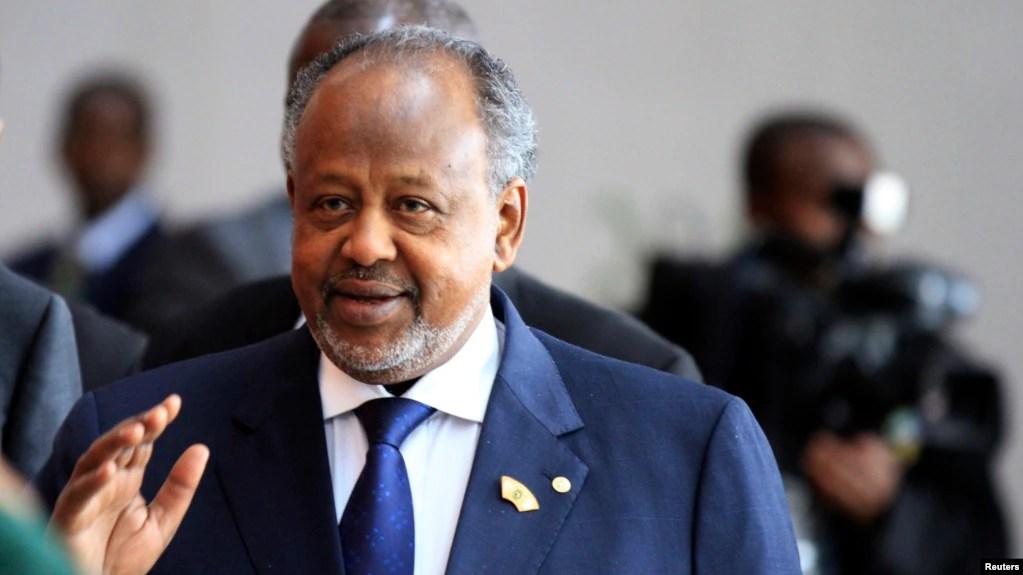 Image result for Madaxweynaha Djibouti