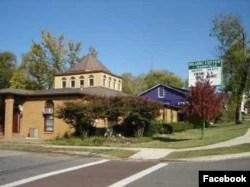 Bangunan lama Masjid Islamic Center of Nashville (ICN) di Bellevue, Tennessee (Foto: ICN/facebook)