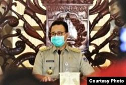 Gubernur DKI Jakarta Anies Baswedan. (courtesy: Pemprov DKI Jakarta).
