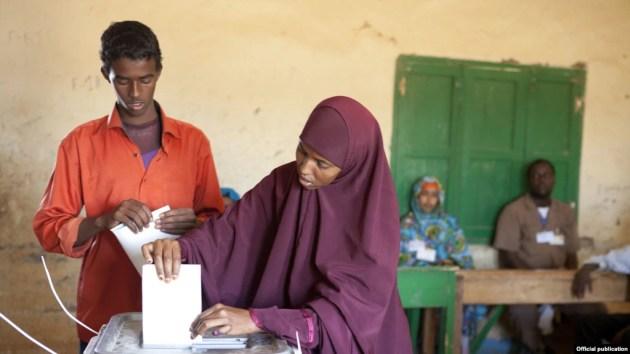 Somaliland election