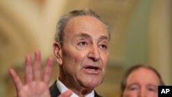Senato Azınlık Lideri Chuck Schumer
