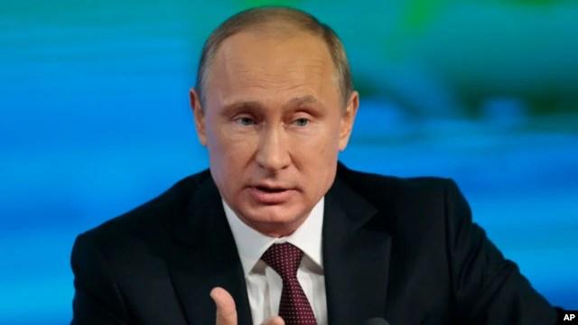 Ông Putin nói Nga đang cấp cho Ukraina một khoản cứu nguy tài chánh là vì 'tình anh em' chứ không phải để thủ lợi chính trị.