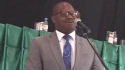 Mangwana: Sanctions Hurting Zimbabweans