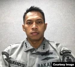Kabag Humas dan Protokol Bakamla, Kolonel Bakamla Wisnu Pramandita (dok. pribadi)