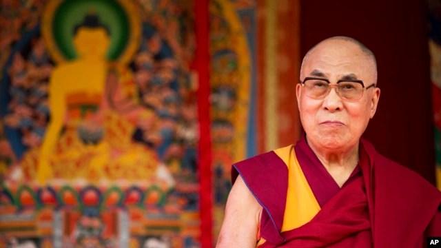 FILE - Dalai Lama