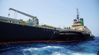 Resultado de imagen para iran petroleros voa