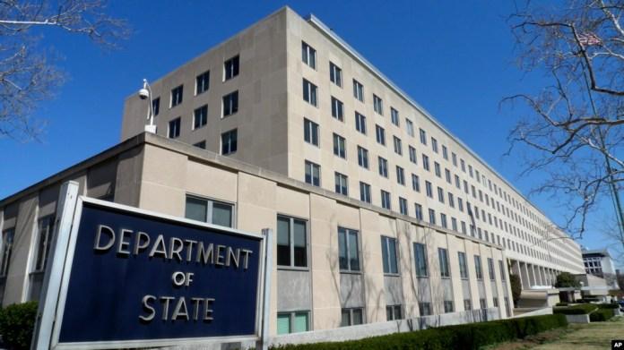 El Departamento de Estado de EE.UU. dice que lo que ocurre en Venezuela es en detrimento de la democracia.