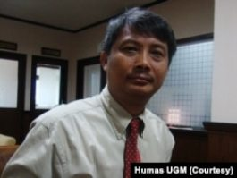 Dekan Fakultas Hukum UGM Prof. Sigit Riyanto. (Foto: Courtesy/Humas UGM)