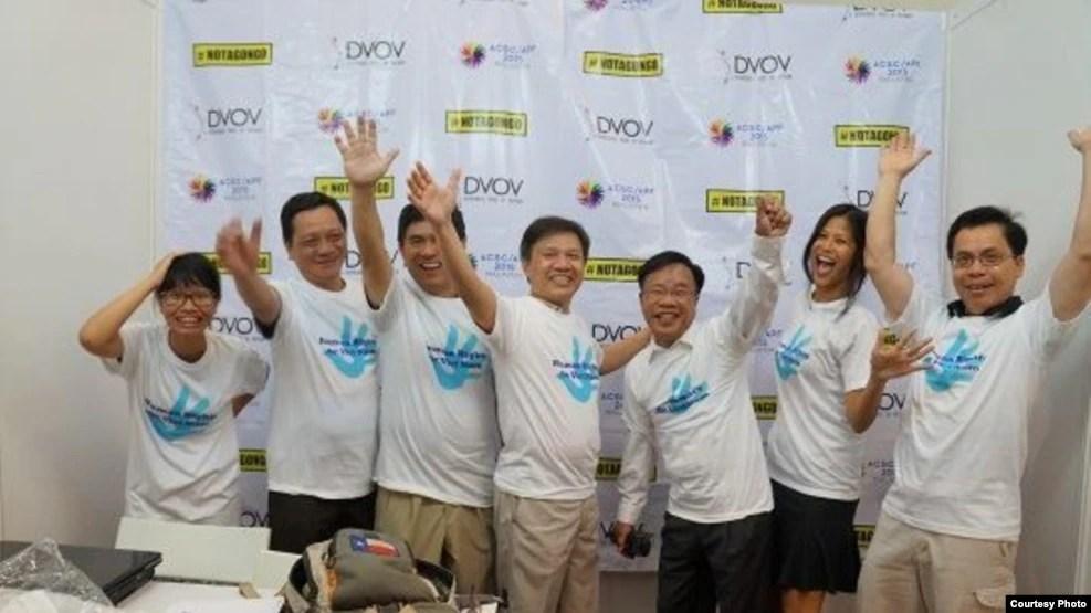 Chỉ trong thời gian khoảng một năm từ giữa 2013 đến giữa 2014, xã hội Việt Nam đã hình thành trong lòng nó hơn hai chục tổ chức xã hội dân sự. (Ảnh tư liệu)