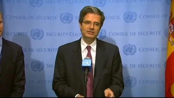 L'ambassadeur de France à l'ONU revient sur l'adoption d'une résolution sur le Burundi
