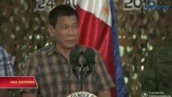 Kết quả hình ảnh cho TT Philippines: Máu sẽ đổ nếu TQ xâm phạm lãnh thổ