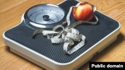 Eating healthier and losing weight are popular New Year's resolutions in the United States.