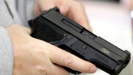 Quyền sở hữu súng đạn được quy định trong hiến pháp của Mỹ.