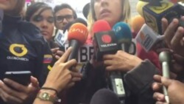 Hermana de Juan Requesens exige liberación de diputado
