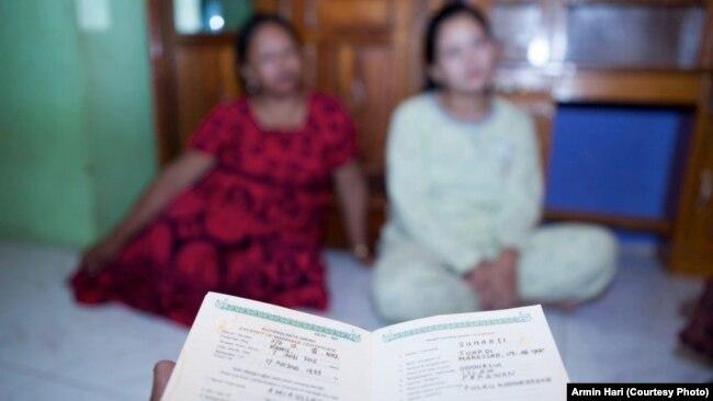 Perkawinan anak di Indonesia (foto: ilustrasi). Satu dari sembilan anak perempuan di Indonesia menikah di bawah umur 18 tahun.