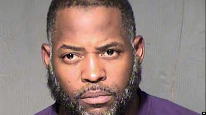 Abdul Malik Abdul Karim, foto oficial de archivo del Departamento del Alguacil del condado Maricopa, Arizona.